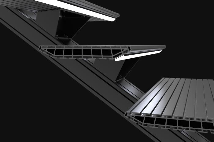 GANTERDESIGN Light Steps